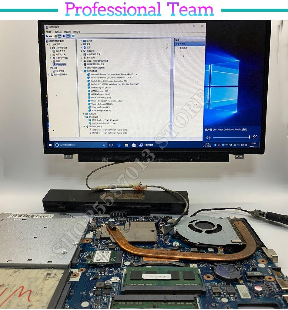 K53SJ P53SJ A53SJ mainboard original REV2.1 2.4 3.0 3.1 GT540M