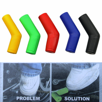Motorcycle Gear Shift Lever Cover Rubber Sock Boot Shoe Protectors For Yamaha YZF R1 R6 Honda CBR600RR CBR1000RR image