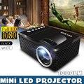 Mini Proiettore Supporto 1080P Proiettore Full HD LCD LED Proiettore Home Theater 600 Lumen Outdoor Home HDMI/USB /AV