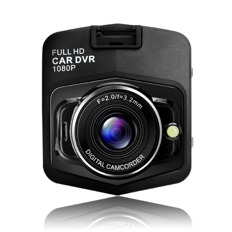 2018 General  Front Mini Camera Car DVR Camera Full HD 1080P Video Registrator Parking Recorder G-sensor Night Vision Dash Cam