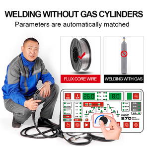 Image 3 - ANDELI Multi function Welding Machine MIG TIG pulse MMA and Cold Welding 4 in 1 Multi function Cold Welding Machine