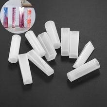 1 шт кристалл кулон смолы эпоксидные формы смешанные размеры