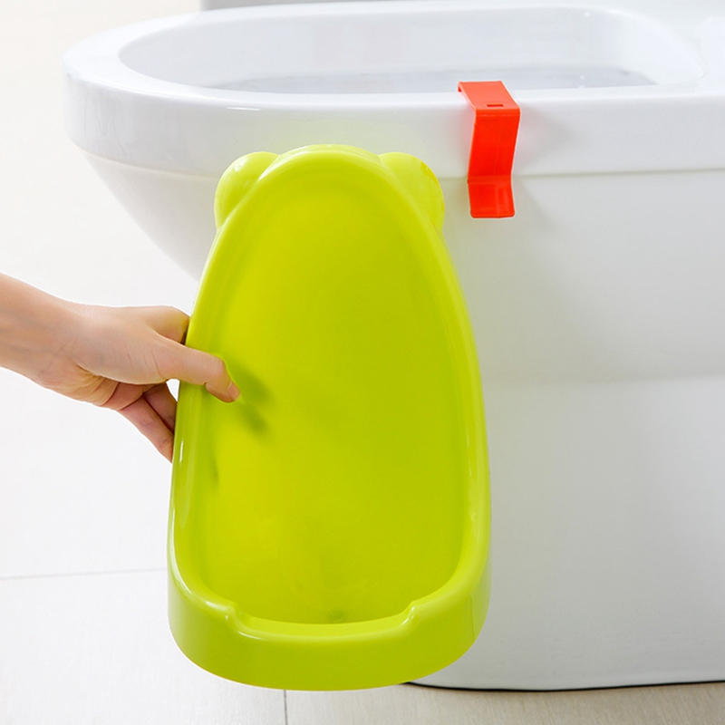 Children Baby Potty Toilet Training Kids Urinal For Boys Pee Trainer Bathroom 72XC