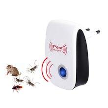 Repelente de mosquitos electrónico NICEYARD, repelente de mosquitos, repelente de insectos, repelente de insectos y cucarachas para interiores