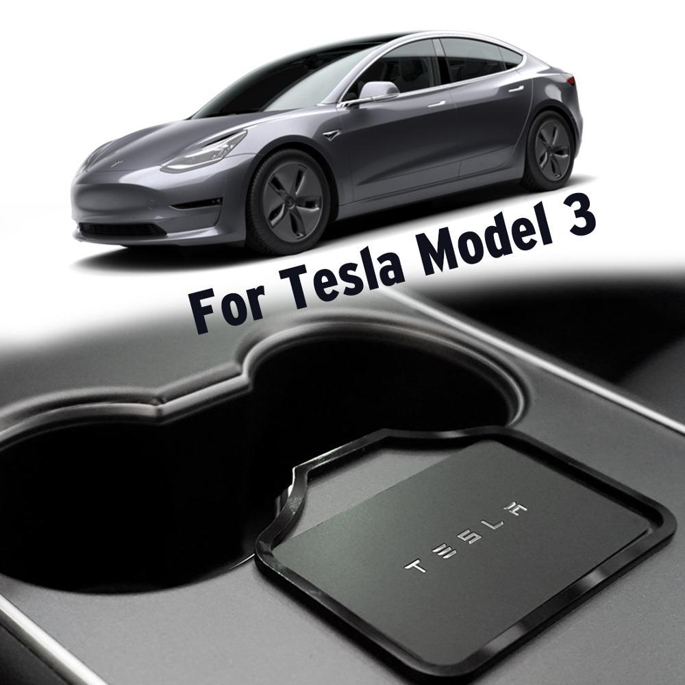 Tarjeta de arranque de motor de posición clave para Tesla Model 3 2017 2018 2019 accesorios de decoración de soporte