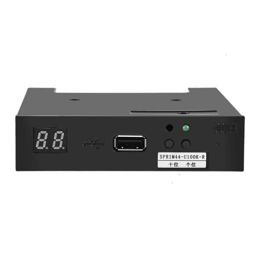 """SFR1M44-U100K-R 3,5 """"1,44 MB USB SSD Floppy Drive Emulator für ROLAND E-66 E86 E96 G600 G800 E-480B E600 JV1000 VA-7 Tastatur"""