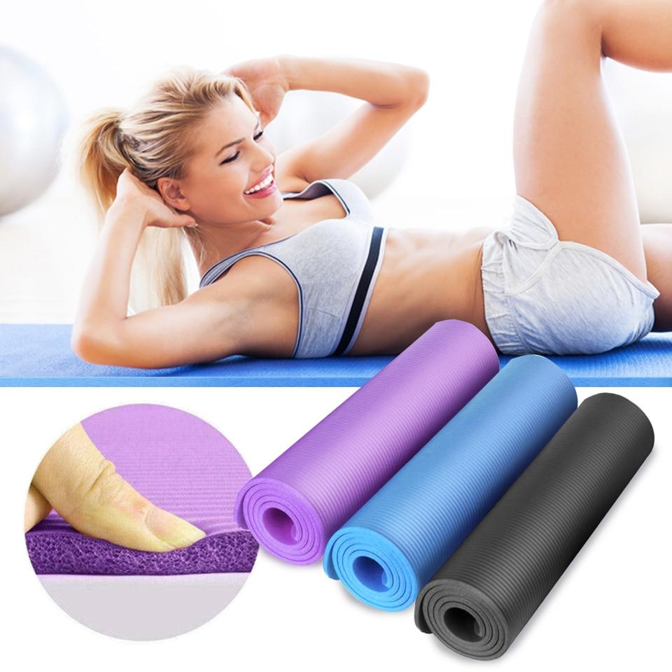 Yoga Mat Workout Elastic Non Slip