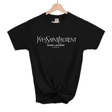 2020 t-shirts femmes T-shirt imprimé lettre T-shirt décontracté blanc noir rose à manches courtes couverture en coton printemps été marque de luxe