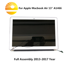 """New A1466 LCD Assembly for Macbook Air 13.3 """" A1466 LCD Display Screen Assembly 661-7475 EMC 2632 EMC 2925 3178 2013-2017 M(China)"""