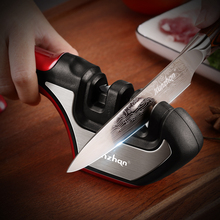Knife Sharpener Profession Kitchen Knife Scissors Sharpening Stone Multifunction Save Effort Rapid Sharpening Kitchen Tools