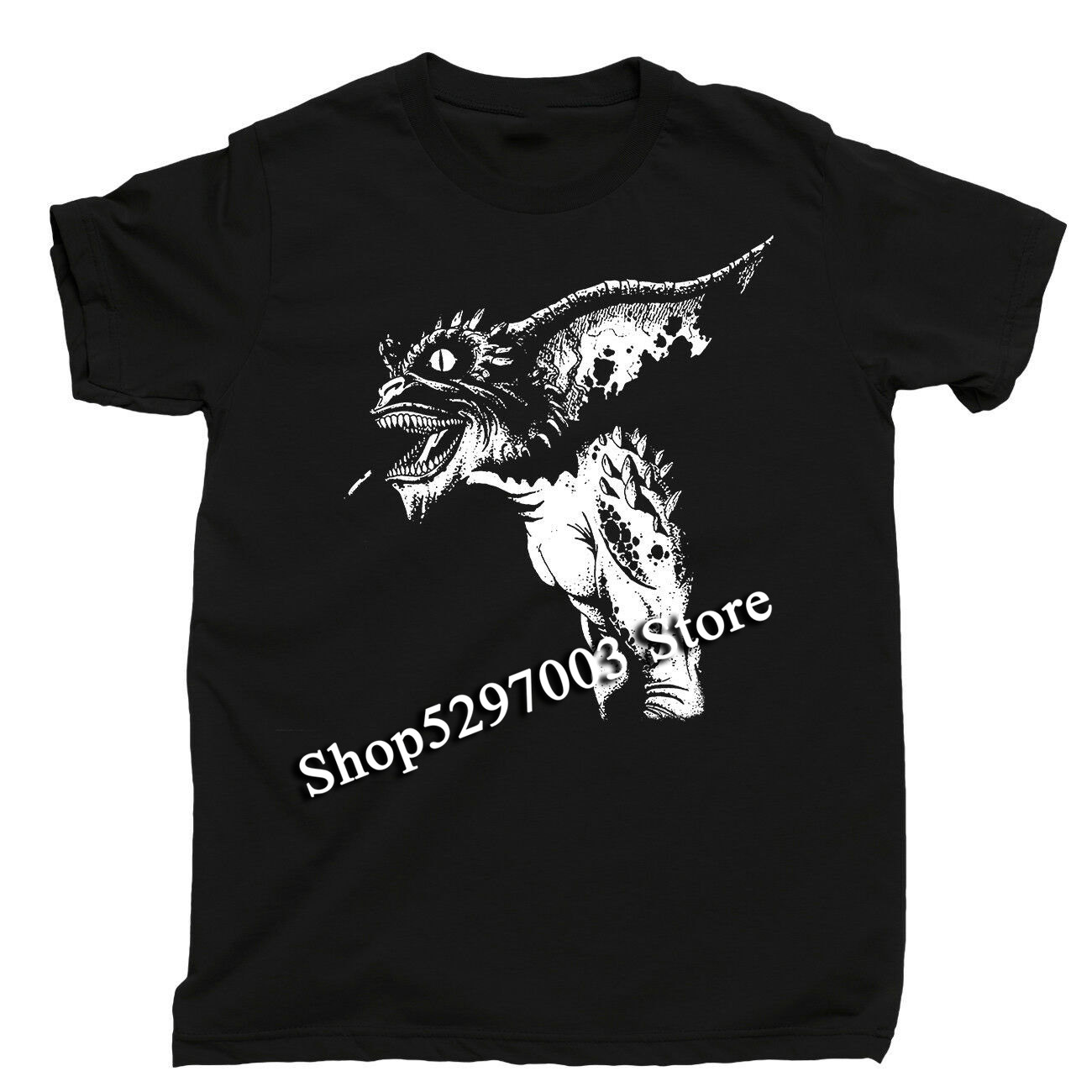 Gremlins 2 T Shirt New Batch 3 Rules 1980S Scary Horror Movies Dvd Blu Ray Tee Harajuku Tee Shirt image