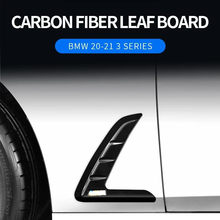 Car accessories Fit for BMW 3 series G20 2019 2020 320 325LI carbon fiber stickers Auto Accessories