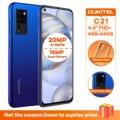 OUKITEL C21 6,4 ''FHD + безрамочный экран с 20MP Al селфи 4 Гб 64 Гб мобильный телефон Octa Core 4G смартфон 4000 мАч