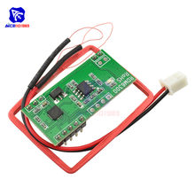 Diymore 125KHz EM4100 RFID Karte Key ID Reader NFC Modul RDM6300 RDM630 Access System Controller Board 5VDC UART TTL RS232