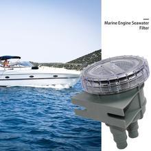 Размер S морской двигатель морской воды фильтр дренажный насос фильтр морской воды