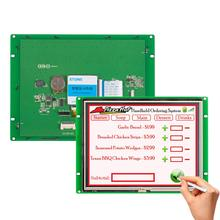 5 TFT LCD Module with driver board & CPU serial interface touch screen