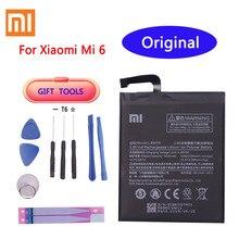 Xiaomi Original Phone Battery BM39 For Xiaomi Mi 6 Mi6 3250mAh High Capacity Replacement Battery Free Tools original xiaomi bm33 high capacity phone battery for xiaomi mi 4i mi4i phone 3120mah