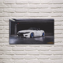Cool Moder Z4 Rodster Sport Auto Fantasy Woonkamer Decoratie Thuis Wall Art Decor Canvas Stof Posters KM795(China)