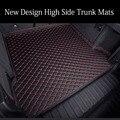 Специальные изготовленные на заказ коврики для багажника автомобиля для Skoda Superb Yeti  Fabia Rapid spaceback 6D Сверхмощный Автомобиль Стайлинг ковровое ...
