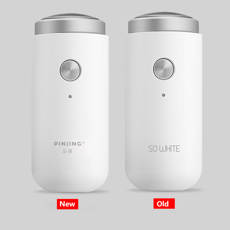 Xiaomi Mini Shaver USB Rechargeable Portable Beard Trimmer Washable Men Dry Shavers SOOCAS SO WHITE ED1 Mini Electric Razor 1