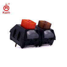 Kailh light pipe switch  Mechanical keyboard switch  tactile/linear handfeel 3pins
