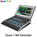 Новый сенсорный 1 MX контроллер Dj оборудование сценический свет DMX контроллер для LED Par движущийся головной свет лазерный проектор сценически...