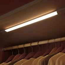 Hartisan Motion Sensor Night Light Led Lamp Battery Powered
