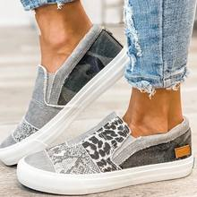Women Sneakers Flat Canvas Shoes PU Vulcanize Shoes Women Ladies Casual Beach Office Party Sneakers Basket Femme