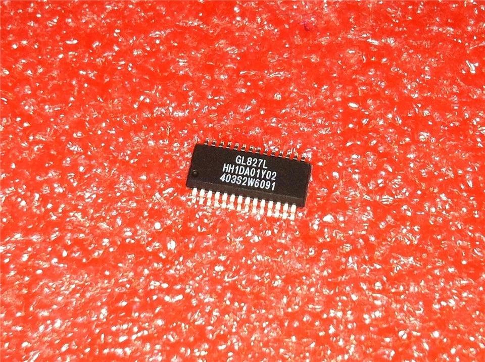 10pcs GL827 USB Interface Mini SD Card Mini SD Card Reader Module GL827L