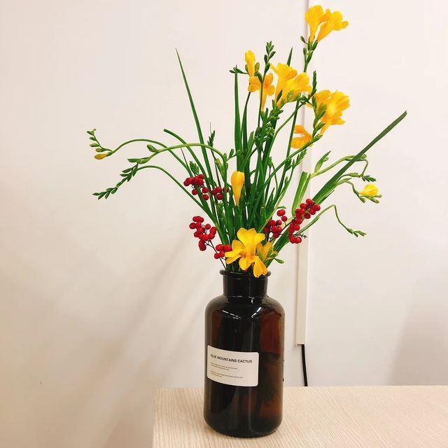 Ins Style Nordic Vases for Flowers Glass Vase Living Room Decoration Home Decoration Accessories 2