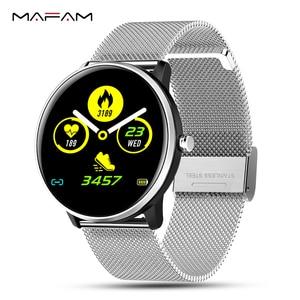 MAFAM Mx6 Sport Smart Watch Wi