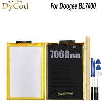 7060 doogee BL7000 バッテリー高品質の携帯電話の交換用 batterie batteria アキュムレータバッテリー + 無料ツール