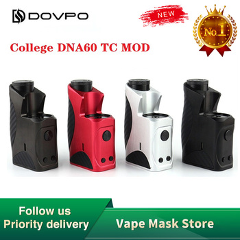 Hot Electronic Cigarette Vape Mod Powered by Single – DOVPO College DNA60 Mod