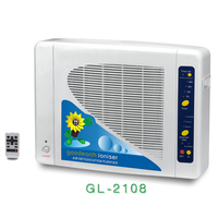 Home and Office Air Purifier with Negative ion and Ozone Air Cleaning Filter