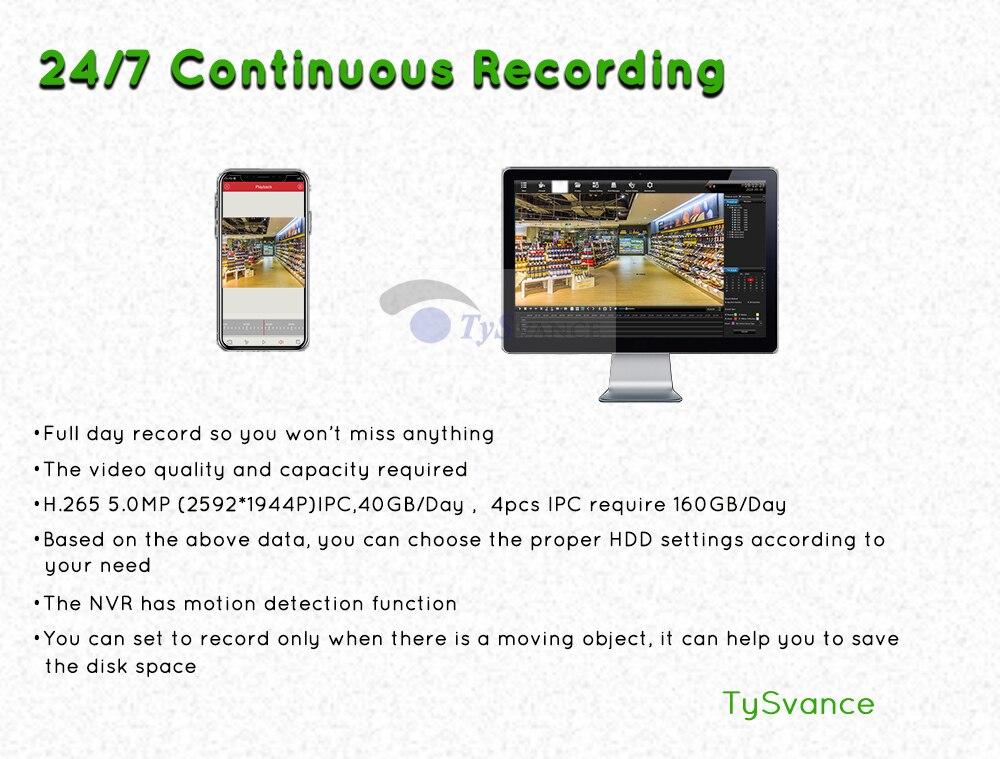 Continuous Recording