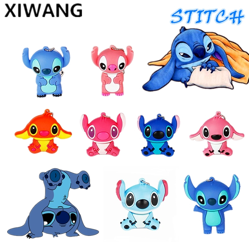 Pen Drive 4GB 8GB Cartoon Cute Animal 2.0 USB Flash Drive 128gb 64GB Creative Pendrive 32GB Stick Memory Stick 16GB Popular Gift