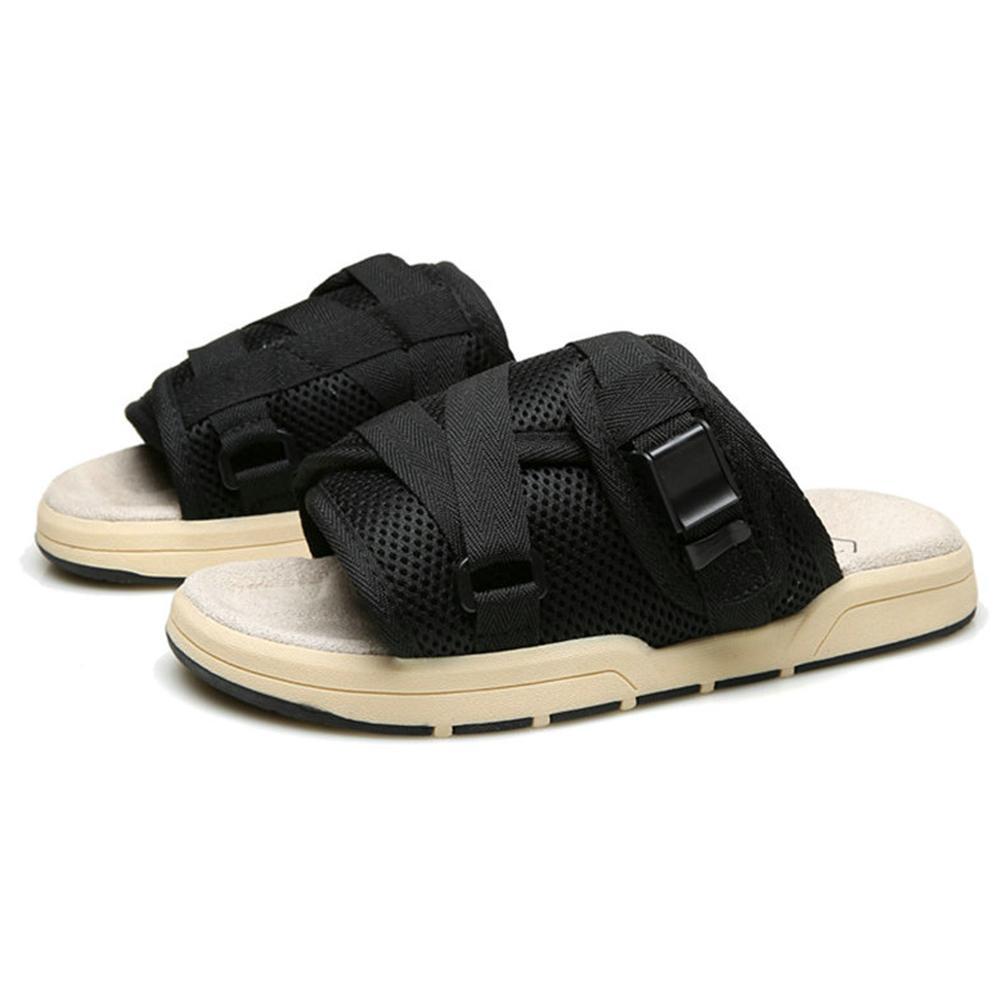 Antiderrapante Chinelos Moda Flip-Flops Sandálias de Praia