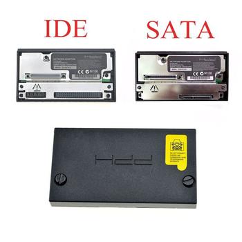 Adapter sieci Sata Adapter do Sony PS2 Fat konsola do gier IDE gniazdo HDD SCPH-10350 do Sony Playstation 2 Fat Sata Socket tanie i dobre opinie TECTINTER CN (pochodzenie) Other Network Adapter Adaptor For PS2 For PS2 IDE Network Sata For PS2 Network Adaptor For PS2 Sata Network