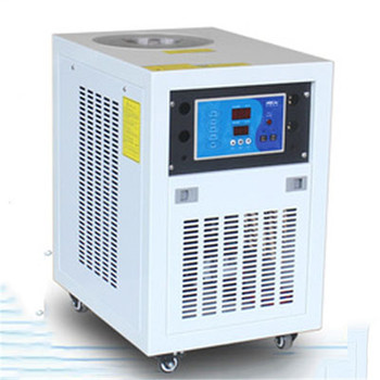Industry Small Chiller Water Cycle Low Temperature Ice Water Machine Refrigeration Unit Air Cooled Water Cooler Refrigeration turbo cartridge chra trust td06 20g water cooled 303 02102 072
