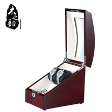 Piano Print Watch Box Watch Winders Fashion Wooden Automatic Mechanical Watch Storage Gift Boxes New Watch Display with LED odm led backlit dot matrix fashion watch with weekday display purple