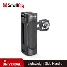 Lekki uchwyt boczny SmallRig do klatki na smartfony wyposażony w otwory gwintowe 1 4 #8222 i wbudowane akcesoria do kluczy DIY rig #8211 2772 tanie tanio Aluminium CN (pochodzenie) 100 x 77 x 42mm