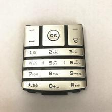 100 gwarancji klawiatury do telefonu Philips x130 przycisk ker do klawiatury telefonu Xenium x130 przez fere shipping cheap RTBESTOYZ for Xenium x130 Plastic