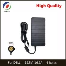Блок питания 330 Вт, 19,5 в, а, 4 отверстия, адаптер для ноутбука MSI GT80 GT83VR GT73V для игрового зарядного устройства Dell Alienware X711