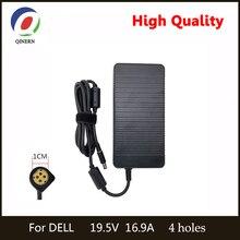 Công Suất 330W 19.5V 16.9A 4 Lỗ ADP 330AB Adapter Cho Laptop MSI GT80 GT83VR GT73V Dành Cho Dành Cho Laptop Dell Alienware x711 Chơi Game Sạc