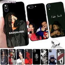 Capa Phone-Case Rihanna Drake 6s-Plus TOPLBPCS for 8 XR 11 12-Pro XS MAX Soft 5S 7