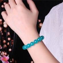 Tianhe Stone Bracelet DIY Handmade Jewelry Natural blue