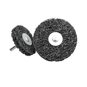 Image 3 - 1 Stuk Boor Roest Verwijdering Disc Verf Peeling Schurende Wiel