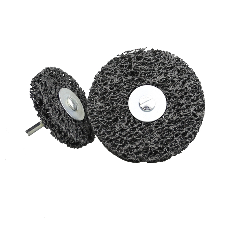 Image 3 - 1 piece Drill Rust Removal Disc Paint Peeling Abrasive Wheel-in Abrasive Tools from Tools