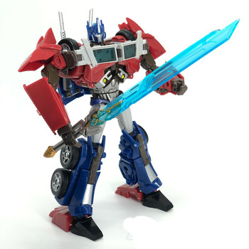 In-stock APC Toys TFP Transformation OP Action Figure robot фото