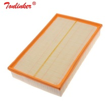 Car Engine Air Filter For Volvo S80 2.0T 2.4L 2.3 2.4T 2.5T 2.9 3.0T 2000 2001 2006 Year 1Pcs Filter Oem9186361 Car Accessories